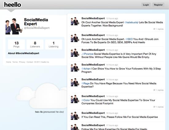 Heello, Jejaring Sosial Terbaru Saingan Twitter
