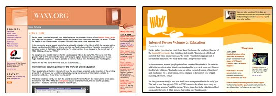 Waxy.org Turns 10